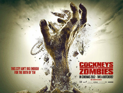 Cockney vs Zombies Poster
