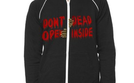 Don't Open Dead Inside - Jacket