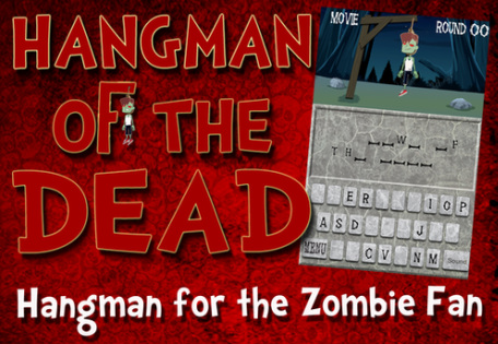 Hangman of the Dead app Sneak Peak