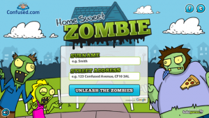 Home Sweet Zombie