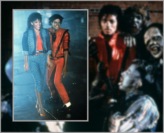 Michael Jackson's THRILLER Jacket up for Auction