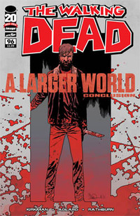 Sneak Peek - The Walking Dead Issue 96