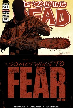 Sneak Peek - The Walking Dead Issue 97