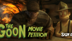 The Goon Movie Trailer and Petition
