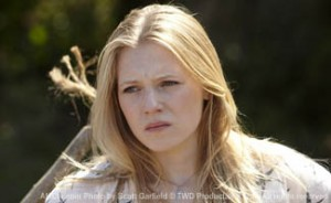 The Walking Dead - Q&A with Emma Bell (Amy)