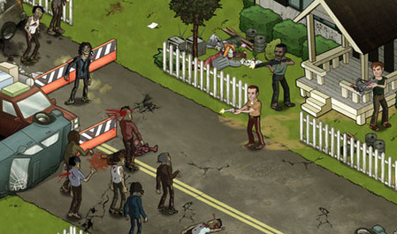 The Walking Dead Social Game