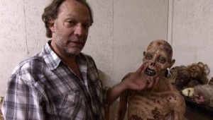 The Walking Dead - Zombie Studio Tour with Greg Nicotero