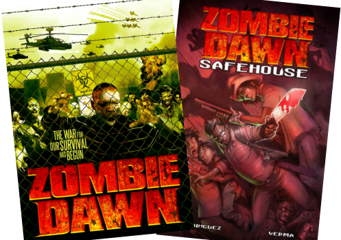 Zombie Dawn - Movie and Graphic Novel