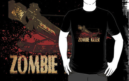 Zombie Killer Crossbow - Shirt