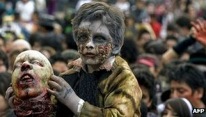 mexico-city-claims-zombie-walk-world-record