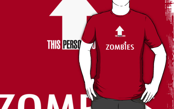 This Person Loves Zombies